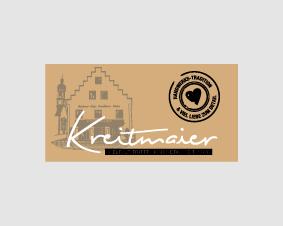 Neue Schilder für Bäckerei Kreitmaier